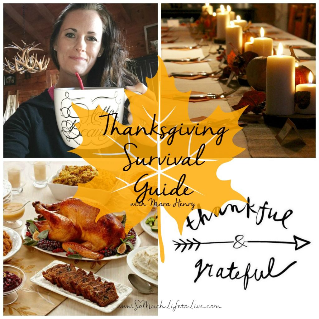 Thanksgiving survival guide with mara henry mara henry for Mara home decorations